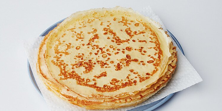 Simple Crepes Recipe Martha Stewart