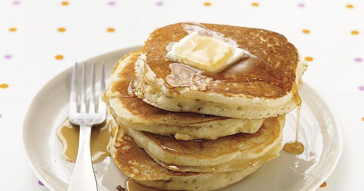 Easy Basic Pancakes | Martha Stewart