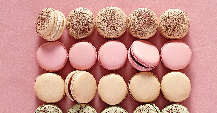 Basic French Macarons Martha
