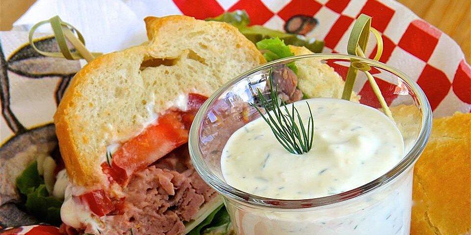 roast beef horseradish sauce recipe