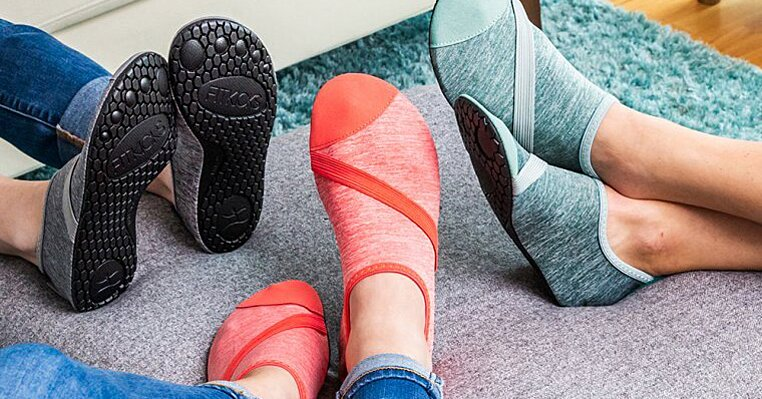 These Popular Amazon Sock-Shoes Are Made For People Who Hate Being Barefoot At Home