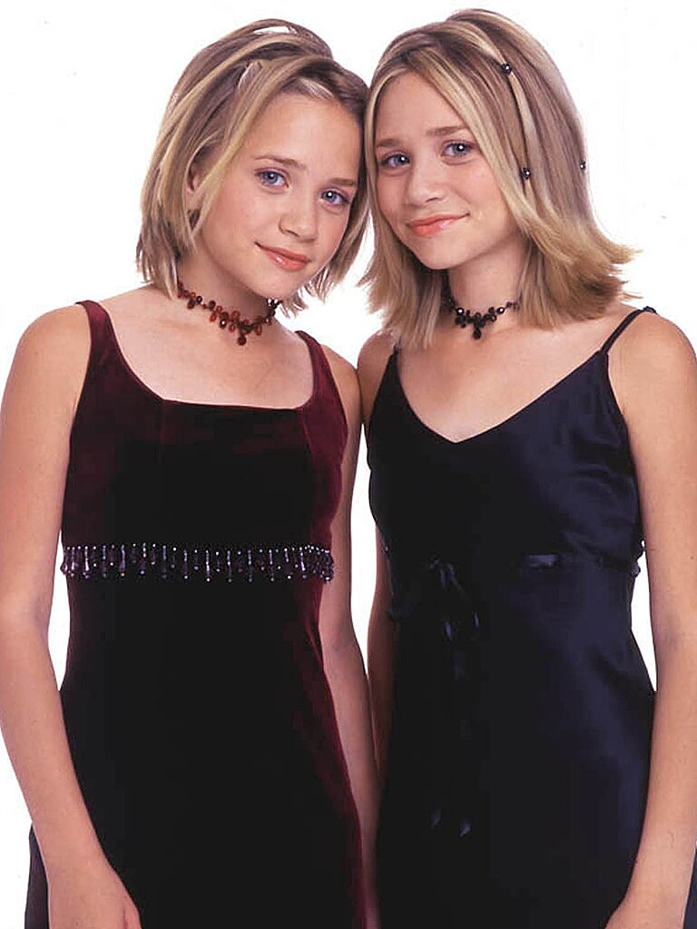 Mary Kate And Ashley Olsen S Hair Evolution People Com