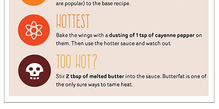 how to make restaurant style buffalo wings