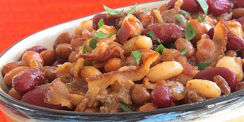 mother earths baked beans recipe