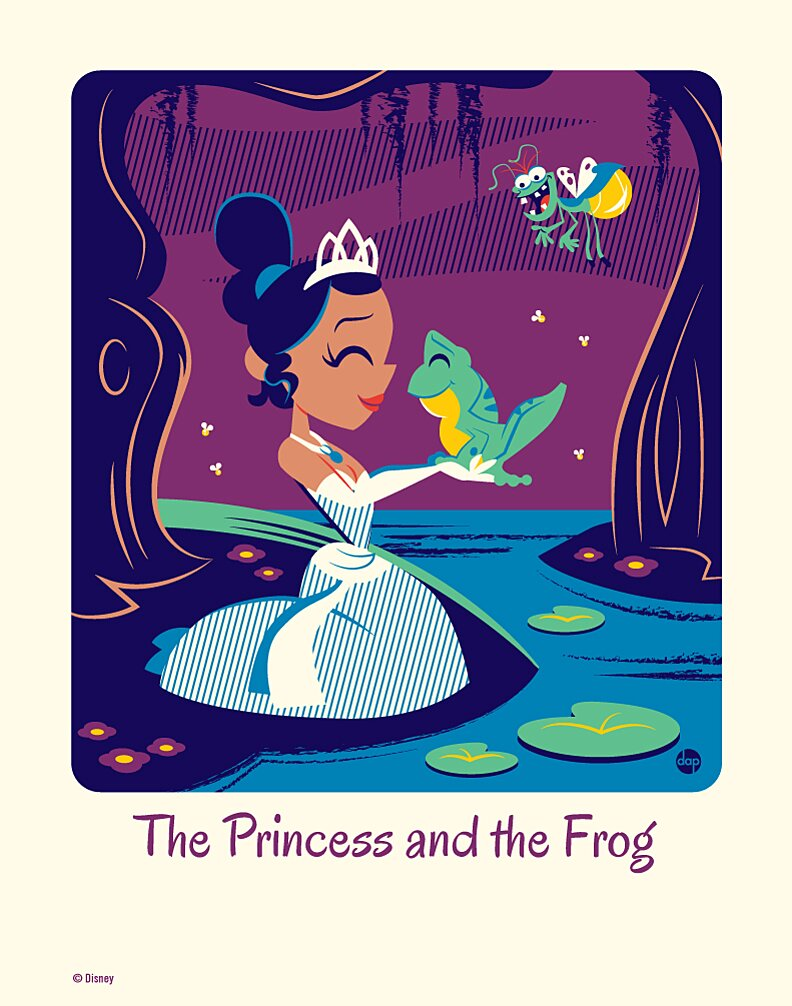 These Never Before Seen Images Of Disney S Princess Tiana Are