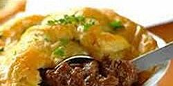 steak and kidney pie ii recipe
