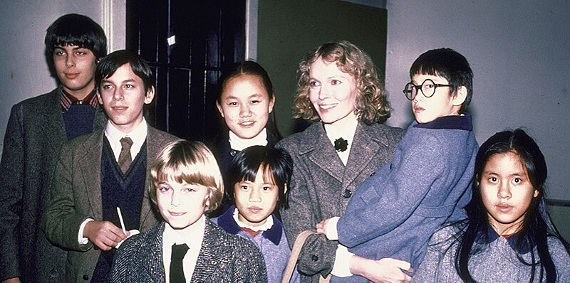 Mia Farrow's Children: Where Are They Now? | PEOPLE.com