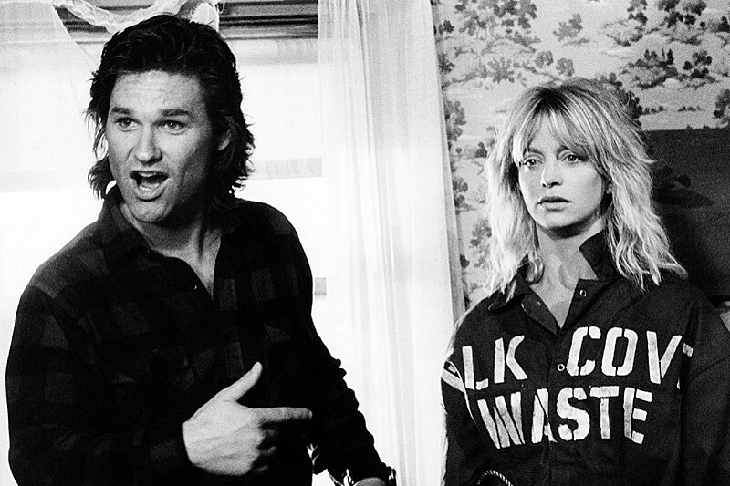 Goldie Hawn Recalls Watching Overboard With Kurt Russell People Com