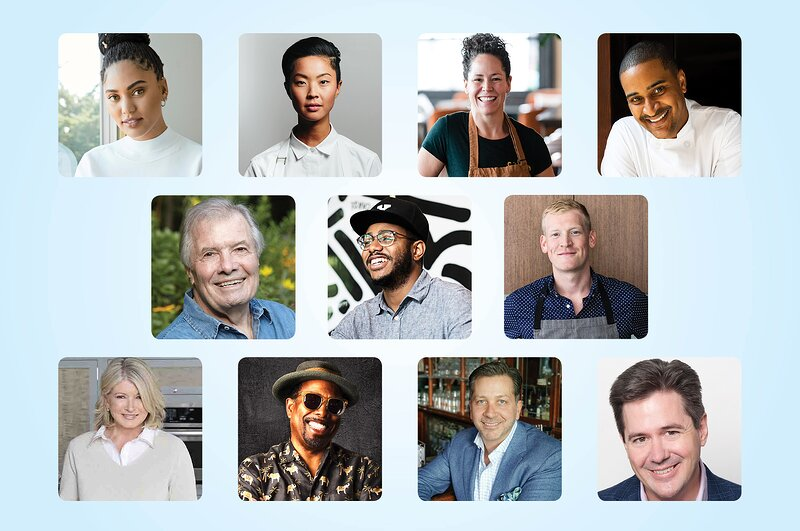Food & Wine Classic At Home Star-Packed Schedule