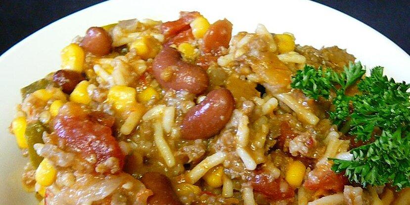mexican venison skillet recipe