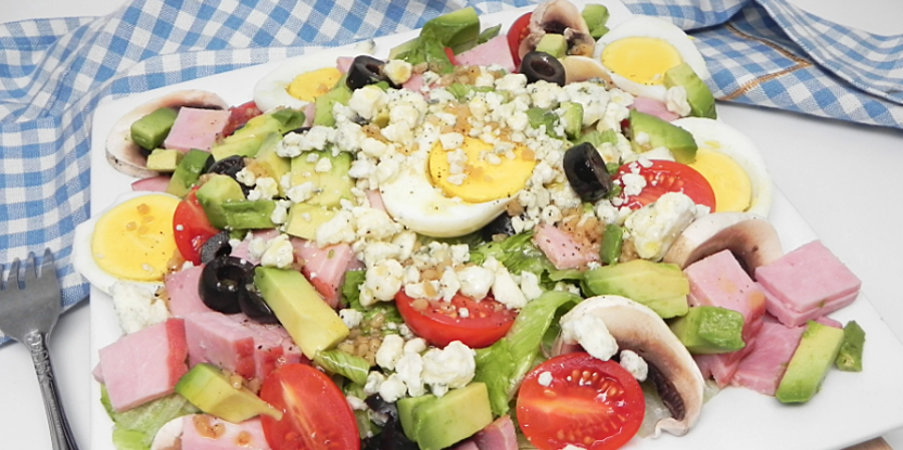 10 cobb salad recipes to try