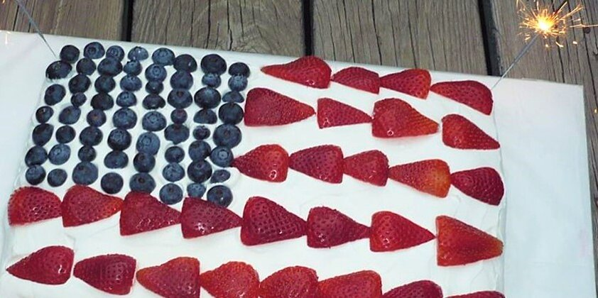 15 4th of july cake ideas