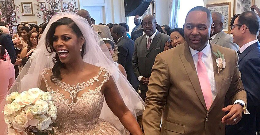 Omarosa Manigault Gave Her Bridal Party A Tour Of The White House People Com
