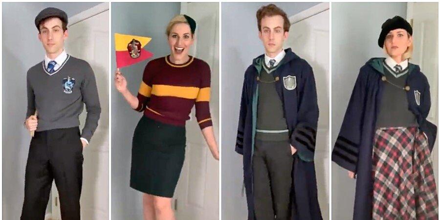 Hogwarts School Clothing