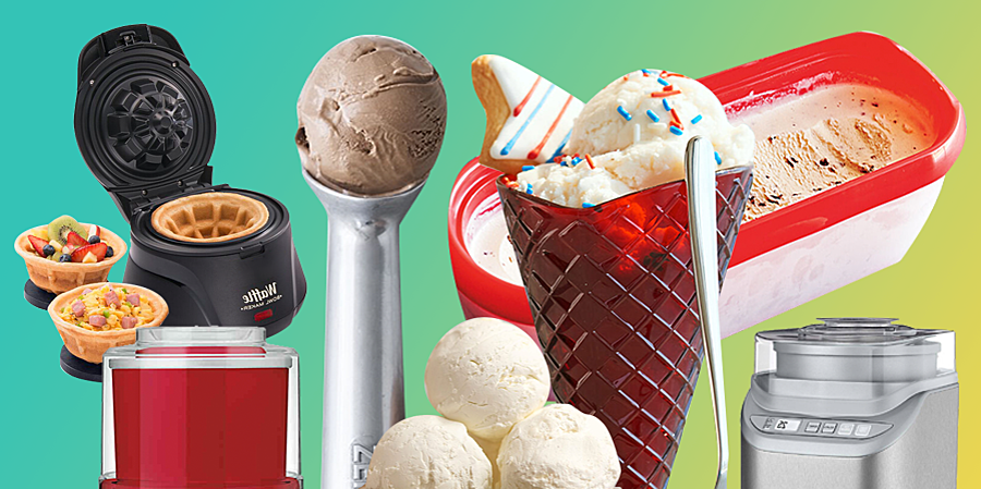 10 best tools for making ice cream at home