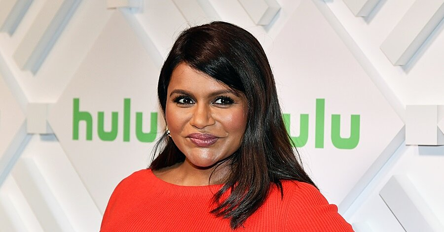 Mindy Kaling Just Shared A Rare Photo With Her Daughter Twinning Hellogiggles