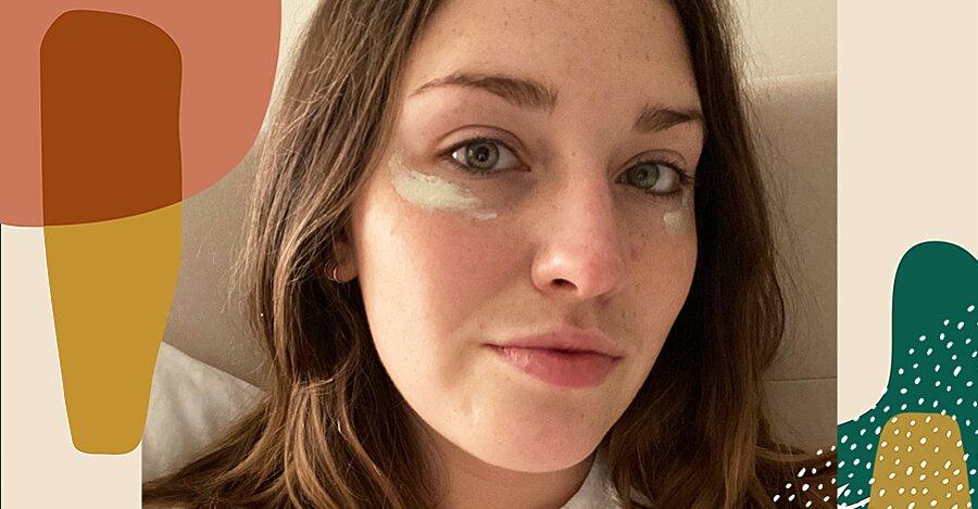 The Kiehl S Creamy Eye Treatment With Avocado Cleared My Dark