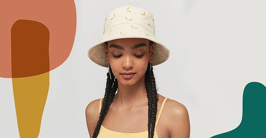 Bucket Hat Trend: 9 Cute Bucket Hats For Summer 2020 | HelloGiggles