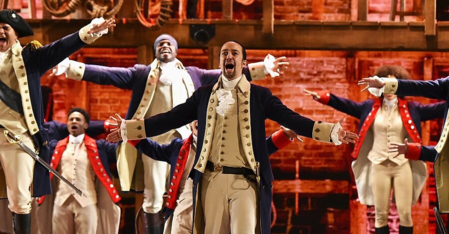 """Watch the First """"Hamilton"""" Disney+ Trailer Before the Movie's Debut"""