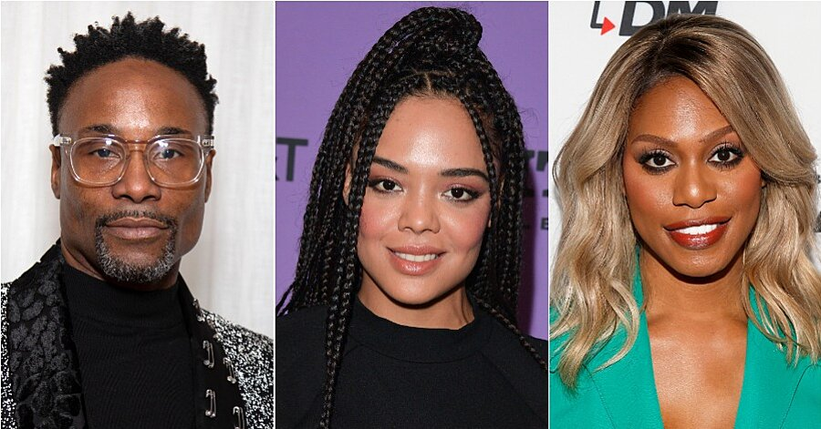 Billy Porter, Tessa Thompson, Hundreds More Black Stars Demand Hollywood Change