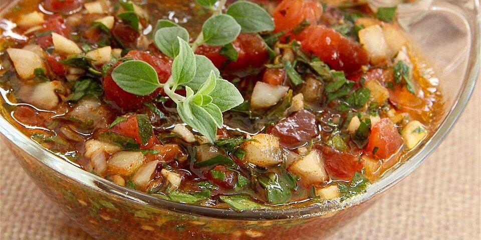 argentinean chimichurri sauce recipe