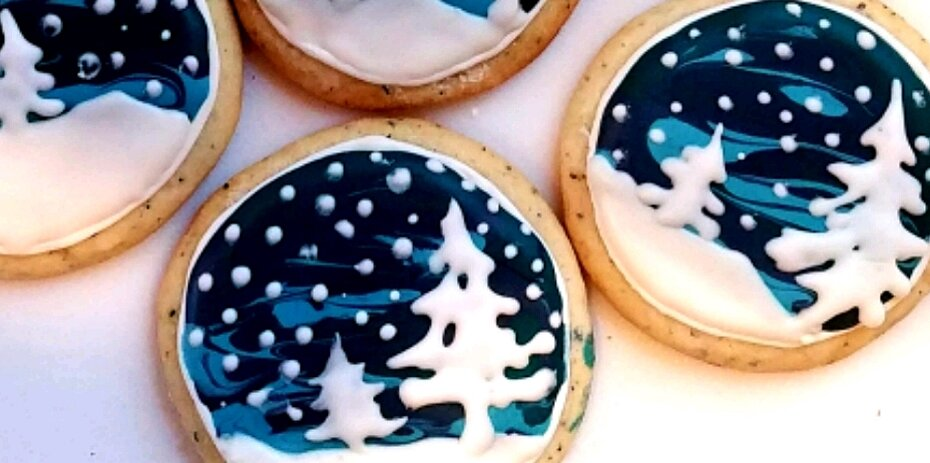 how to make and share the best cookies for christmas