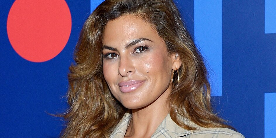 Eva Mendes Sparked Quite the Debate on Instagram Over Spanking Your Kids
