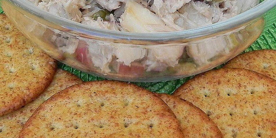 southern apple tuna salad recipe