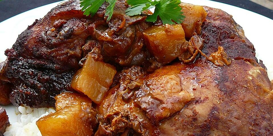 take the night off slow cooker pineapple chicken recipe