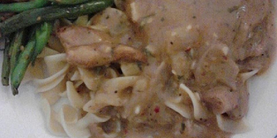 creamy slow cooker marsala pork recipe