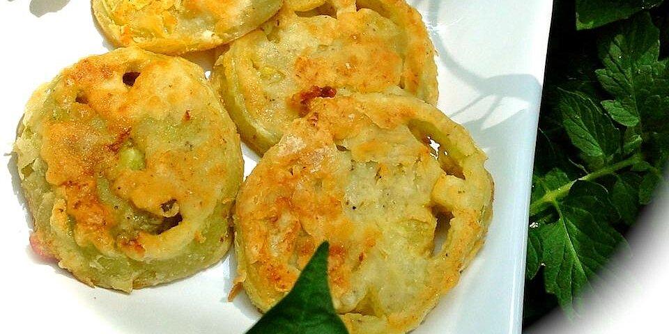 karens fried green tomatoes recipe