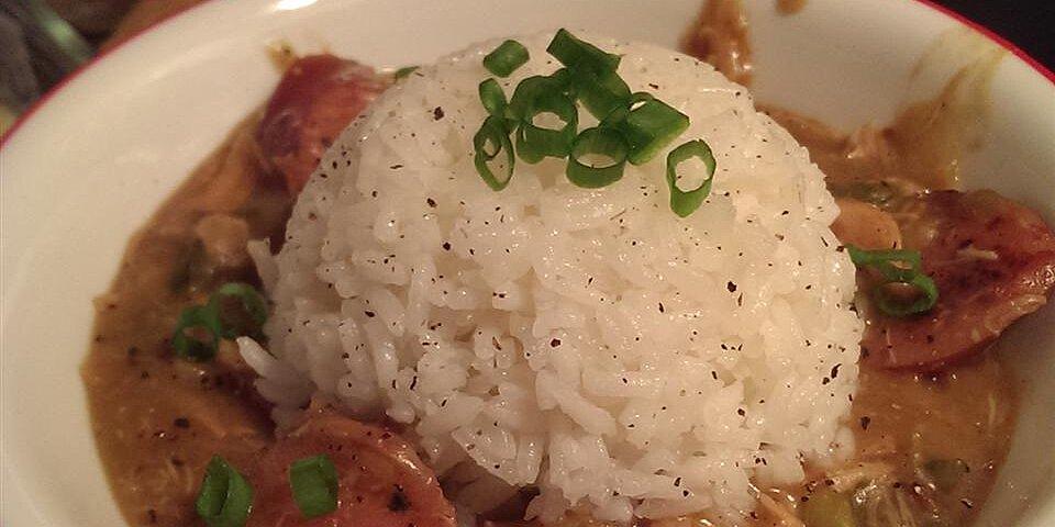 cajun chicken and sausage gumbo recipe