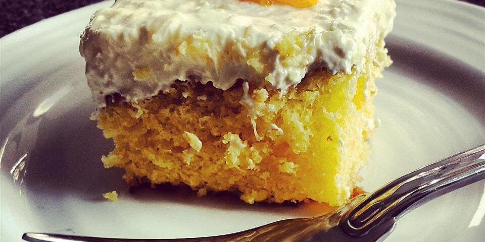 mandarin orange cake i recipe