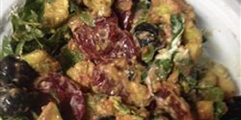 michele and karens delicious arugula salad recipe