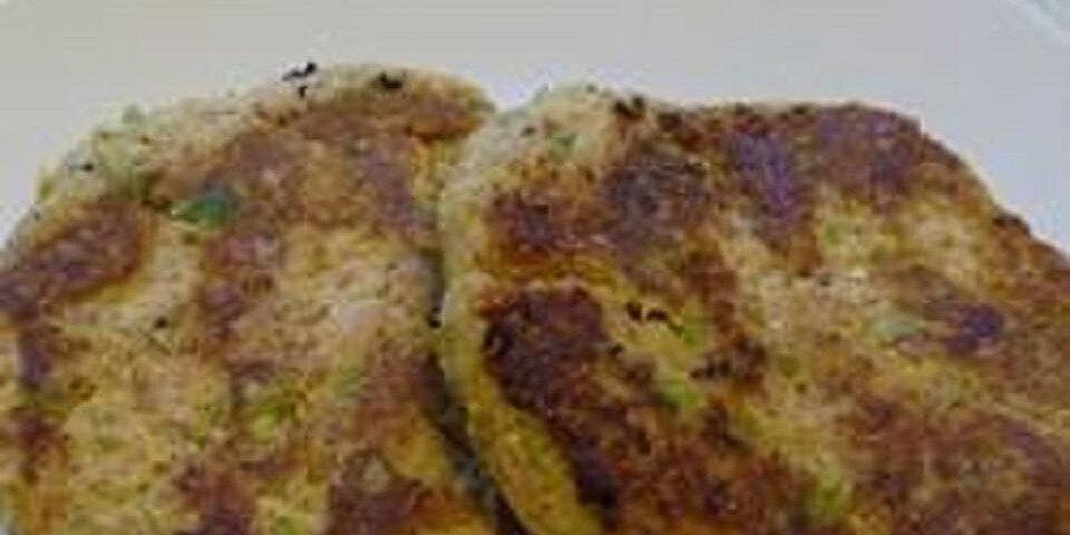 cheryls veggie nut patties recipe