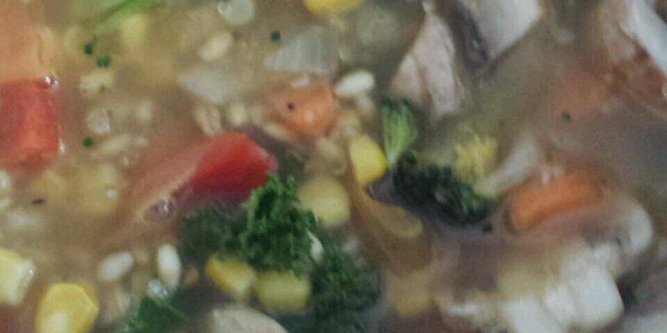 mushroom and barley soup recipe