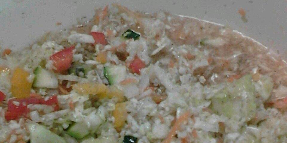 coleslaw ii recipe