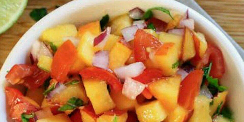 nectarine salsa recipe