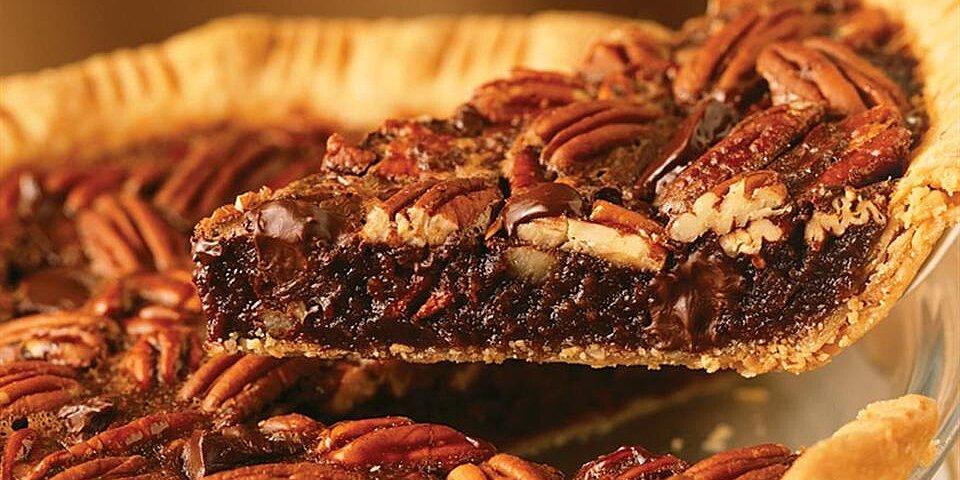 chocolate pecan pie from karo