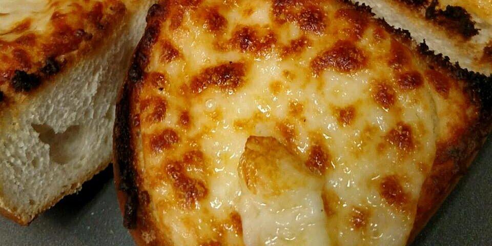 stefs super cheesy garlic bread recipe