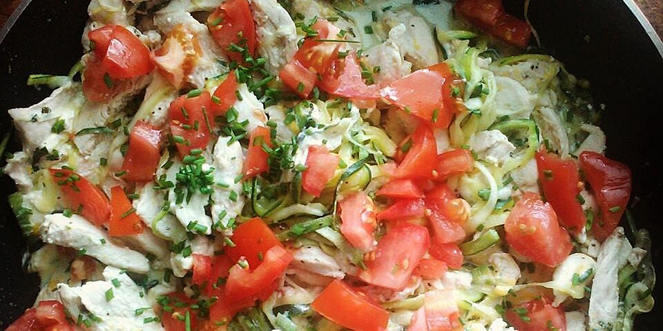 back to lemon herb chicken with zucchini pasta and ricotta recipe
