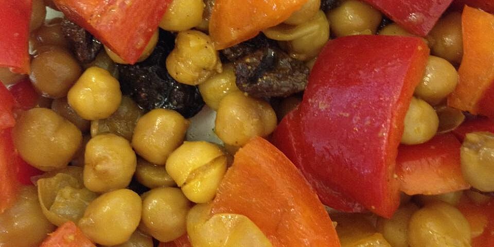 curry chickpea salad recipe