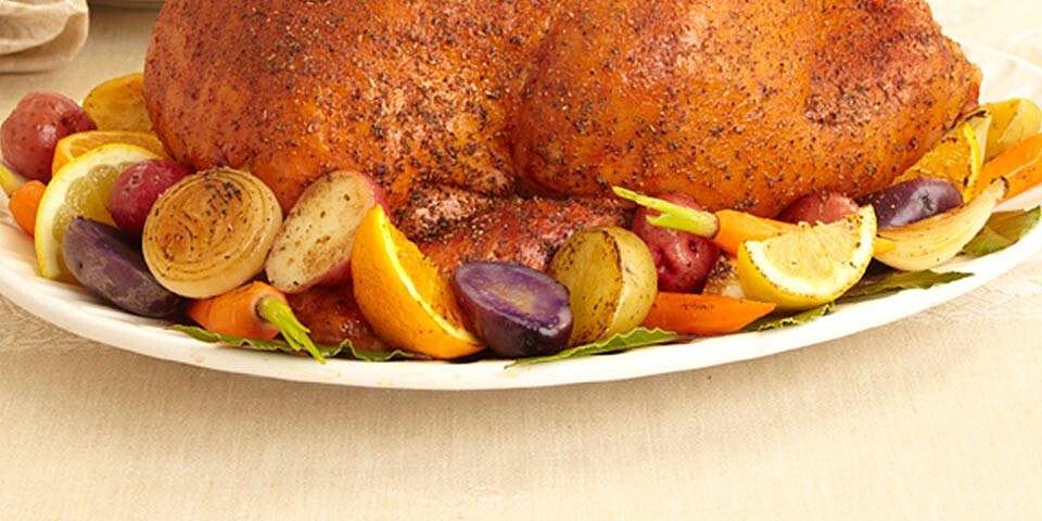 mccormick savory herb rub roasted turkey