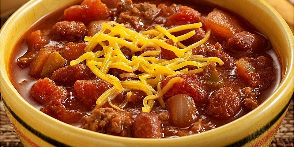 30 Minute Chili From Ro Tel Allrecipes