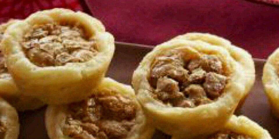 little nut cups recipe