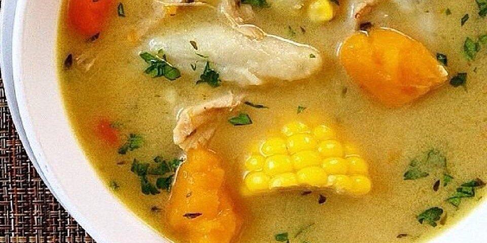 caribbean fish soup recipe