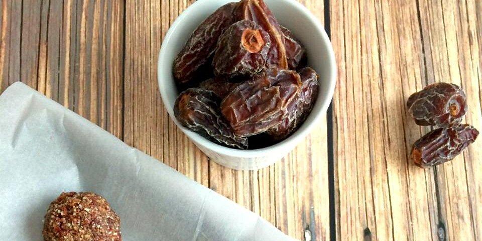 cranberry almond snack bites recipe