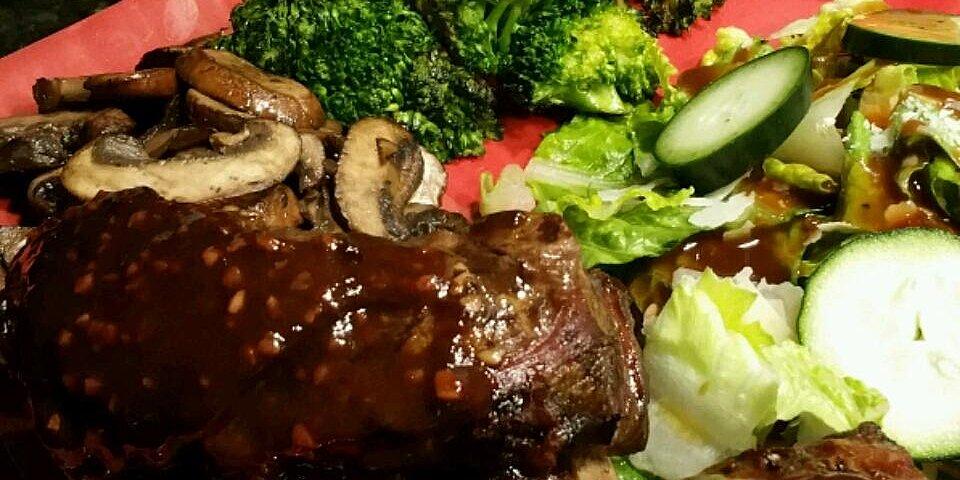insane oven beef ribs recipe