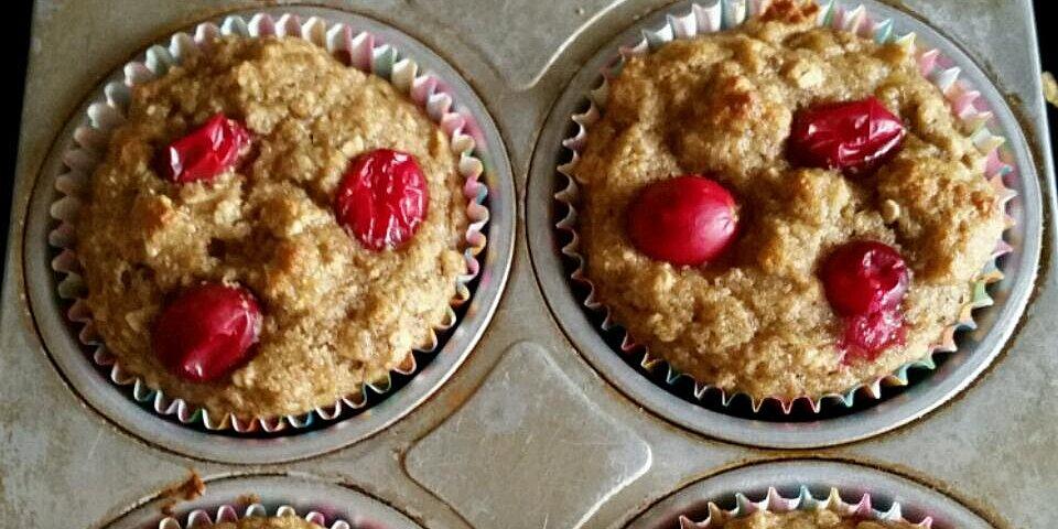 lighter banana crumb muffins recipe