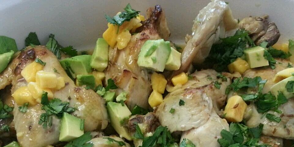 back to spicy cuban mojo chicken with mango avocado salsa recipe